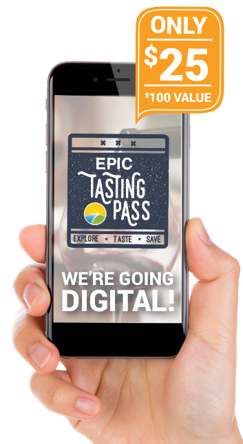 Buy Your Epic Wine Tasting Pass